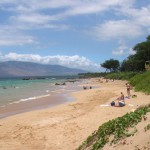 Kamaole lll Beach in south Kihei