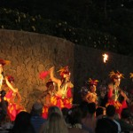Luau at Grand Wailea in Wailea